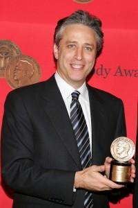 Jon Stewart Photo courtesy of The Peabody Awards